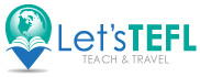 Let's TEFL Logo