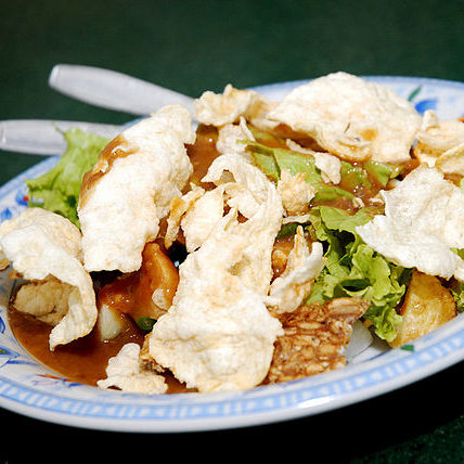 Gado Gado - Photograph taken by Christian Losari