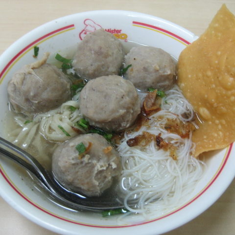 Bakso - Photograph taken by Christian R.