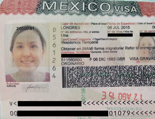 The Mexican visa process for English language teachers