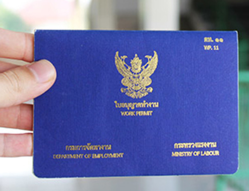 The Thai visa process for English language teachers