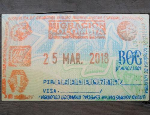 The Colombian visa process for English language teachers