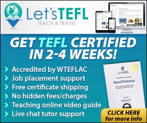Let's TEFL