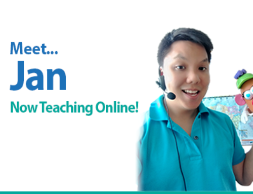 Meet Jan – A Let's TEFL graduate now teaching online!