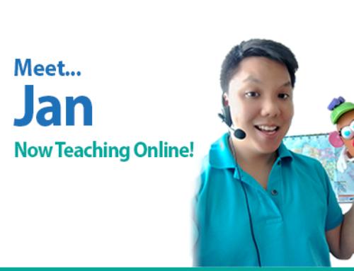 Meet Jan – A Let's TEFL graduate now teaching online!
